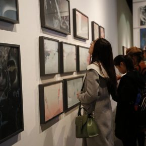 15 Installation view of the exhibition 1 290x290 - 2017 Tianjin Youth Art Week: Connecting the Current Era and Urban Life
