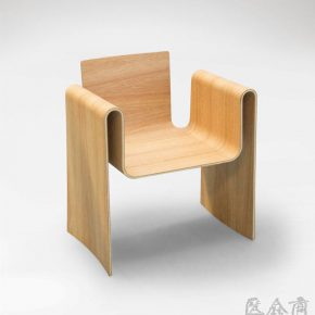"""15 Zhang Yonghe I Love Yoga series of work furniture design using the technology of """"hot pressing"""" to design furniture 290x290 - Artistic Career as an Architect: Zhang Yonghe Talked About """"Art & Me"""""""