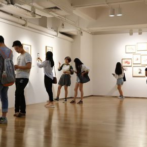 """16 Exhibition view of """"It's Me"""" 290x290 - To Be a Real Hero of Life: Wang Shaojun's Solo Exhibition """"It's Me"""" in Changsha"""