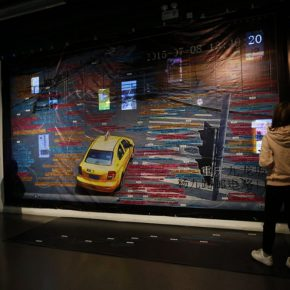 16 Installation view of the exhibition 1 290x290 - 2017 Tianjin Youth Art Week: Connecting the Current Era and Urban Life