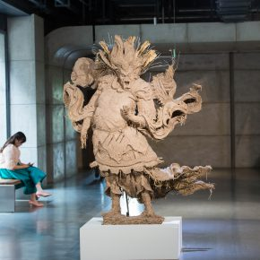 """17 The exhibited works 1 290x290 - """"Spirit of Artisan"""" of Contemporary Art: Taoxichuan Art Museum Launched """"To Ingenuity"""" in Jingdezhen"""