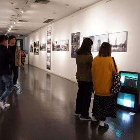 21 Installation view of the exhibition 1 290x290 - 2017 Tianjin Youth Art Week: Connecting the Current Era and Urban Life