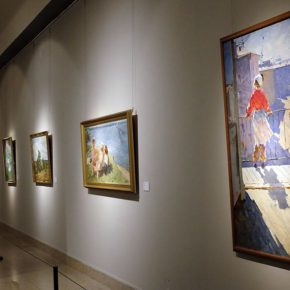 "23 Exhibition view of ""Masterpieces of National Art Museum of the Republic of Belarus"" 290x290 - Two Shows from the Republic of Belarus opened at the same time, Presenting for the first time the Masterpieces at the NAMOC"