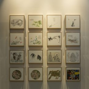 """26 The exhibited works 1 290x290 - """"Spirit of Artisan"""" of Contemporary Art: Taoxichuan Art Museum Launched """"To Ingenuity"""" in Jingdezhen"""