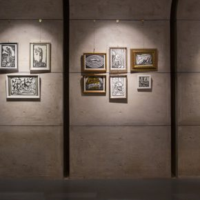 """30 The exhibited works 1 290x290 - """"Spirit of Artisan"""" of Contemporary Art: Taoxichuan Art Museum Launched """"To Ingenuity"""" in Jingdezhen"""