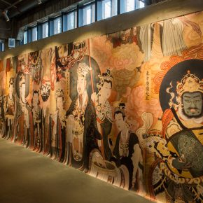"""31 The exhibited works 1 290x290 - """"Spirit of Artisan"""" of Contemporary Art: Taoxichuan Art Museum Launched """"To Ingenuity"""" in Jingdezhen"""