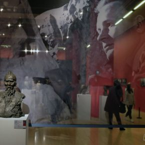 "38 Exhibition view of ""Mark·China Memory Sculpture Exhibition of Sergei Selikhanov and Konstantin Selikhanov"" 290x290 - Two Shows from the Republic of Belarus opened at the same time, Presenting for the first time the Masterpieces at the NAMOC"