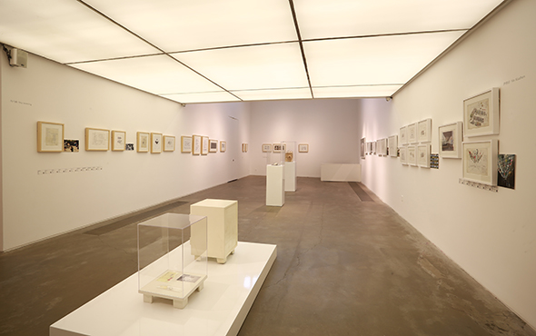 00 featured image 8 - The Research Exhibition of Chinese Contemporary Art Masters' Manuscripts (First Chapter) & Seminar was held