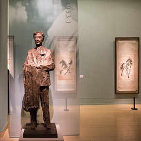 """Beauty in the New Era"": Special Exhibition of the Collection of NAMOC Presents the Context of Modern Chinese Art"