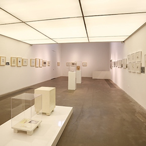 The Research Exhibition of Chinese Contemporary Art Masters' Manuscripts (First Chapter) & Seminar was held