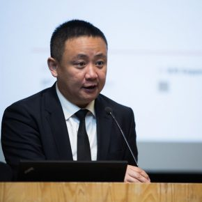 06 Dr. Pi Li summarized the selection work on behalf of the jury 290x290 - The Role, Context and Audience of Art Critic: Ten Years of the CCAA Chinese Contemporary Art Award