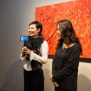 07 Exhibition View 290x290 - From Medicine to Ecstasy: Another Transition of Healing for the Artist Zhang Yanzi