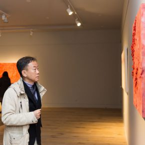 09 Exhibition View 290x290 - From Medicine to Ecstasy: Another Transition of Healing for the Artist Zhang Yanzi