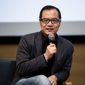 09 Wang Chunchen Deputy Director of CAFA Art Museum and Winner of the 2nd CCAA Chinese Art Critic Award in 2009 290x290 - The Role, Context and Audience of Art Critic: Ten Years of the CCAA Chinese Contemporary Art Award