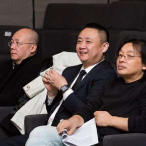 12 View of the press conference 290x290 - The Role, Context and Audience of Art Critic: Ten Years of the CCAA Chinese Contemporary Art Award