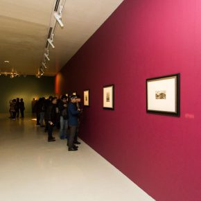 13 Installation view of the exhibition 2 290x290 - International Grand Exhibition for Wood Engraving and Historical Archive: Discussing the Contemporary Value of Traditional Printmaking