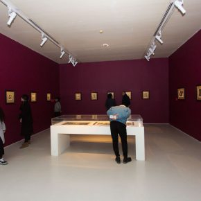 14 Installation view of the exhibition 2 290x290 - International Grand Exhibition for Wood Engraving and Historical Archive: Discussing the Contemporary Value of Traditional Printmaking