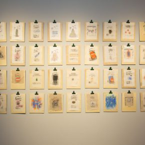 16 Exhibition View 290x290 - From Medicine to Ecstasy: Another Transition of Healing for the Artist Zhang Yanzi
