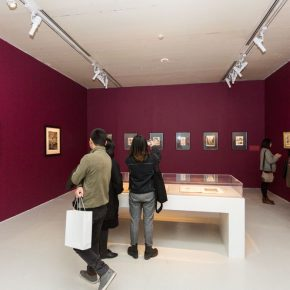 16 Installation view of the exhibition 2 290x290 - International Grand Exhibition for Wood Engraving and Historical Archive: Discussing the Contemporary Value of Traditional Printmaking