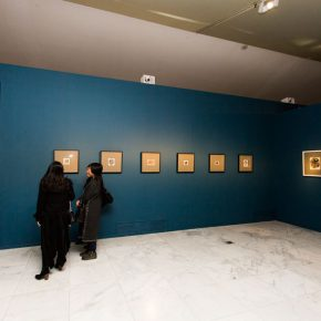 18 Installation view of the exhibition 2 290x290 - International Grand Exhibition for Wood Engraving and Historical Archive: Discussing the Contemporary Value of Traditional Printmaking