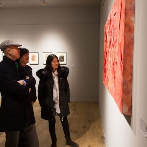 23 Exhibition View 290x290 - From Medicine to Ecstasy: Another Transition of Healing for the Artist Zhang Yanzi