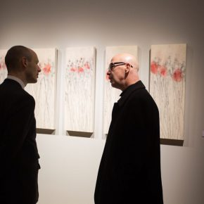 24 Exhibition View 290x290 - From Medicine to Ecstasy: Another Transition of Healing for the Artist Zhang Yanzi