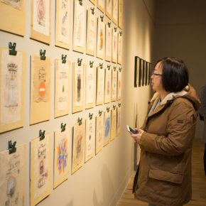 28 Exhibition View 290x290 - From Medicine to Ecstasy: Another Transition of Healing for the Artist Zhang Yanzi