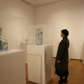"33 Installation view of the exhibition 290x290 - Inquiry of the Heart: Wang Shaojun's Solo Exhibition ""It's Me"" in Chongqing"