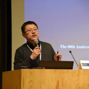 """40 Commentator Prof. Zhang Gan from Tsinghua University.webp  290x290 - Academic Conference of """"Art History in China"""" Successfully Concluded & """"Wang Xun's Anthology"""" was Issued"""