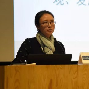 """61 Liu Ting Sichuan Normal University.webp  290x290 - Academic Conference of """"Art History in China"""" Successfully Concluded & """"Wang Xun's Anthology"""" was Issued"""