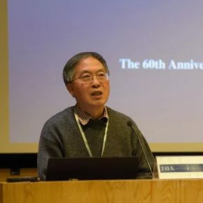 """68 Moderator Fan Jingzhong China Academy of Art.webp  290x290 - Academic Conference of """"Art History in China"""" Successfully Concluded & """"Wang Xun's Anthology"""" was Issued"""