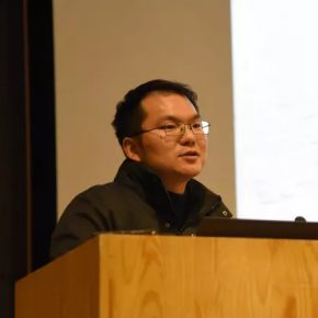 """83 Wu Xueshan Central Academy of Fine Arts.webp  290x290 - Academic Conference of """"Art History in China"""" Successfully Concluded & """"Wang Xun's Anthology"""" was Issued"""