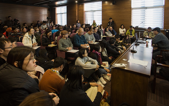 00 featured image of the lecture - Ma Lu: Do Artists Need to Have Their Own Artistic Theme?