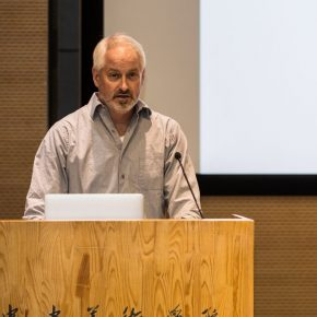 """01 Prof. Thomas LaMarre from McGill University in Canada gave a lecture 290x290 - Thomas LaMarre: """"Understanding Gilbert Simondon: Humans and Machines"""""""