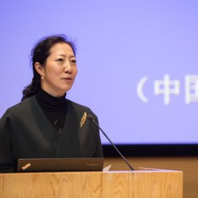 """02 Wang Xiaolin President Assistant of CAFA Director of CAFA Visual Art Innovation Institute 290x290 - Yan Jia'an: """"Probability Exposes the Mystery, Statistics Explain the Secret"""""""