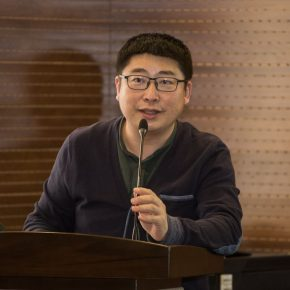 03 Host of the lecture Dr. Ge Yujun Director of the Department of Teaching at the Graduate School CAFA 1 290x290 - Ma Lu: Do Artists Need to Have Their Own Artistic Theme?