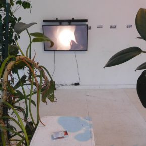 03 In to the light 290x290 - In to the light: Etsu Egami Solo Exhibition was presented in Germany