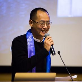 04 Qiu Zhijie Dean School of Experimental Art CAFA addressed the opening ceremony 1 290x290 - EAST–International Conference on Education, Art, Science and Technology was held