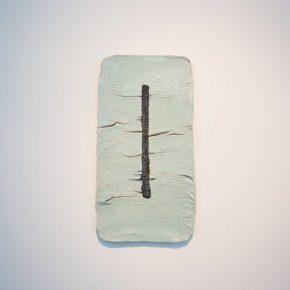 "13 Yin Xiuzhen Blending Instrument – Ruler No.3 porcelain ruler 90 x 40 x 3.5 cm 2017 290x290 - When Only Left with Future, We Can Start Again – Yin Xiuzhen's ""Back to the end"" opened in Pace Beijing"