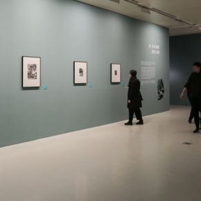 14 Installation view of the exhibition 1 290x290 - Carved Traces of Wang Qi in Chinese Art: An Exhibition Commemorating Wang Qi's 100th Birthday has opened