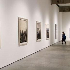 "14 Installation view of the exhibition 2 290x290 - Brazilian Art Landed in China: ""Troposphere"" Chinese and Brazilian Contemporary Art Exhibition opened"
