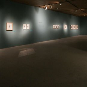 16 Installation view of the exhibition 1 290x290 - Carved Traces of Wang Qi in Chinese Art: An Exhibition Commemorating Wang Qi's 100th Birthday has opened