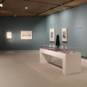 17 Installation view of the exhibition 1 290x290 - Carved Traces of Wang Qi in Chinese Art: An Exhibition Commemorating Wang Qi's 100th Birthday has opened