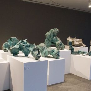 "17 Installation view of the exhibition 2 290x290 - Brazilian Art Landed in China: ""Troposphere"" Chinese and Brazilian Contemporary Art Exhibition opened"