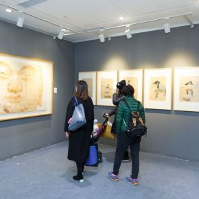 19 Exhibition View 290x290 - Excellence/Youth – The First Joint Exhibition Featuring Excellent Art Talent Cultivated by Art Colleges (Art & Design) was unveiled in Beijing