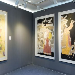 21 Exhibition View 290x290 - Excellence/Youth – The First Joint Exhibition Featuring Excellent Art Talent Cultivated by Art Colleges (Art & Design) was unveiled in Beijing