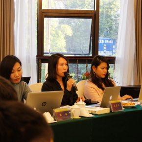 """21 View of the discussion – Ai Leier delivered a speech 290x290 - Focusing on """"Seeing and Reading: Critics and Readers"""" The 11th Annual Conference of Chinese Art Critics Held in Zhangzhou"""