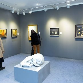 23 Exhibition View 290x290 - Excellence/Youth – The First Joint Exhibition Featuring Excellent Art Talent Cultivated by Art Colleges (Art & Design) was unveiled in Beijing