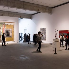 "24 Installation view of the exhibition 1 290x290 - Brazilian Art Landed in China: ""Troposphere"" Chinese and Brazilian Contemporary Art Exhibition opened"