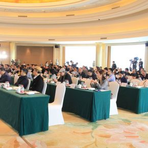 "25 View of the forum 1 290x290 - ""Shared Value"": Maritime Silk Road Forum on Arts Development was Held in Quanzhou"
